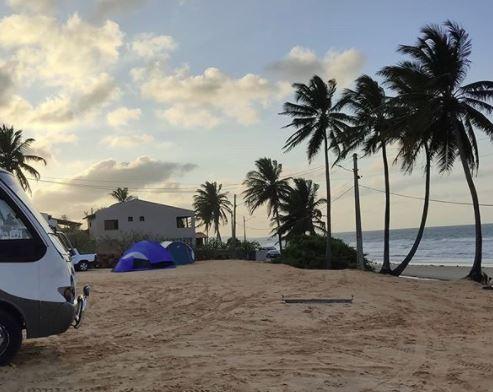 Camping Beach Camping Baleia-CE