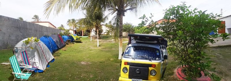 Camping Carcará