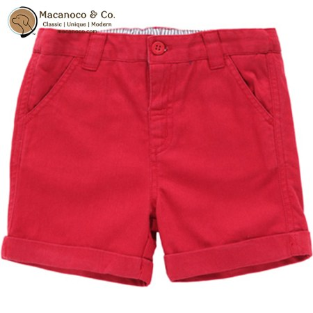 d2256-twill-chino-shorts-red