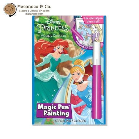 PRA803 Magic Pen Painting Disney Princess - Happy Dreams