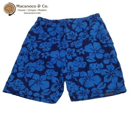 B2756 HIB Swim Bermudas Hibiscus 1