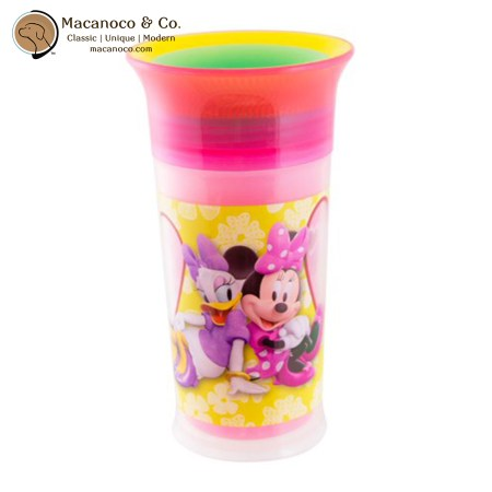 33094 Disney Baby Minnie Mouse Peek-A-Boo Spoutless Cup 1