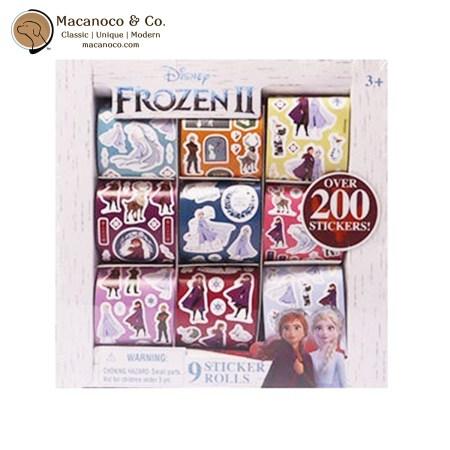 11566 Disney Frozen II 9 Roll Sticker 1