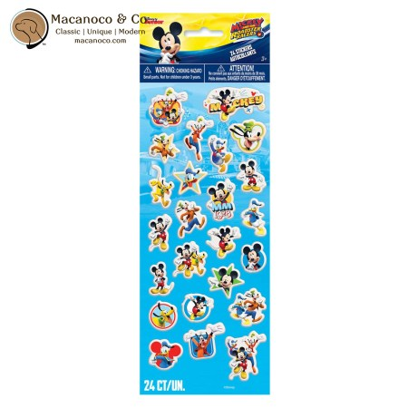 59848 Disney Junior Mickey Roadster Race Sticker 1
