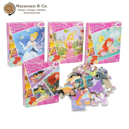 Disney Princess 48-Pieces Jigsaw Puzzle 1