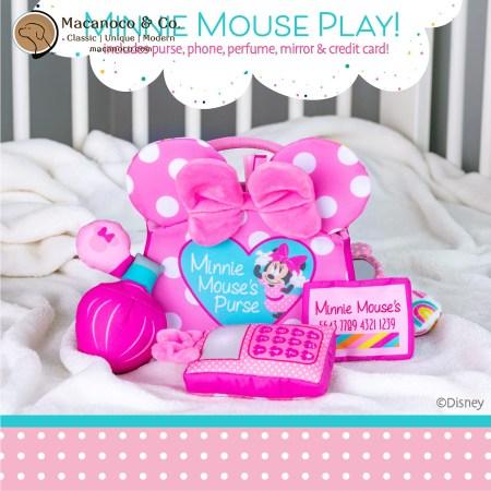 81204 Disney Baby My 1st Minnie Mouse Purse Playset 3