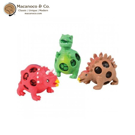 MX562 US Toy Squeeze Mesh Ball Dino 1