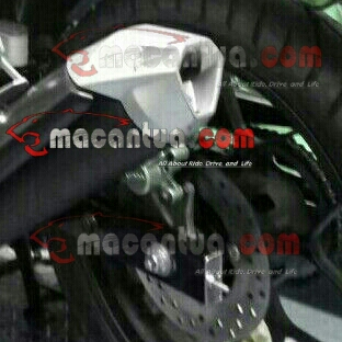 bentuk Knalpot Honda All New Supra X 150 macantua.com