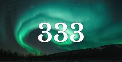 Significado do número 333