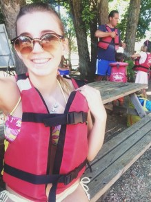 Ready for kayaking