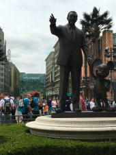 Walt and His creation