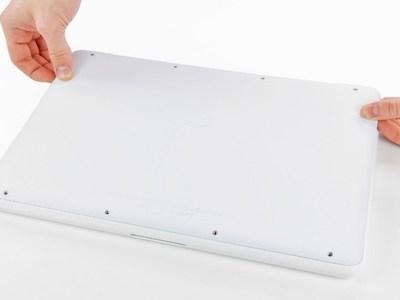 Jual Bottom Case MacBook White Unibody A1342