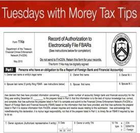 EP005: Filing the FBAR forms
