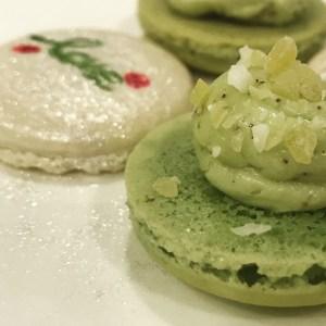 Amazing kiwi macarons can be made, learn how from macaronadb.com