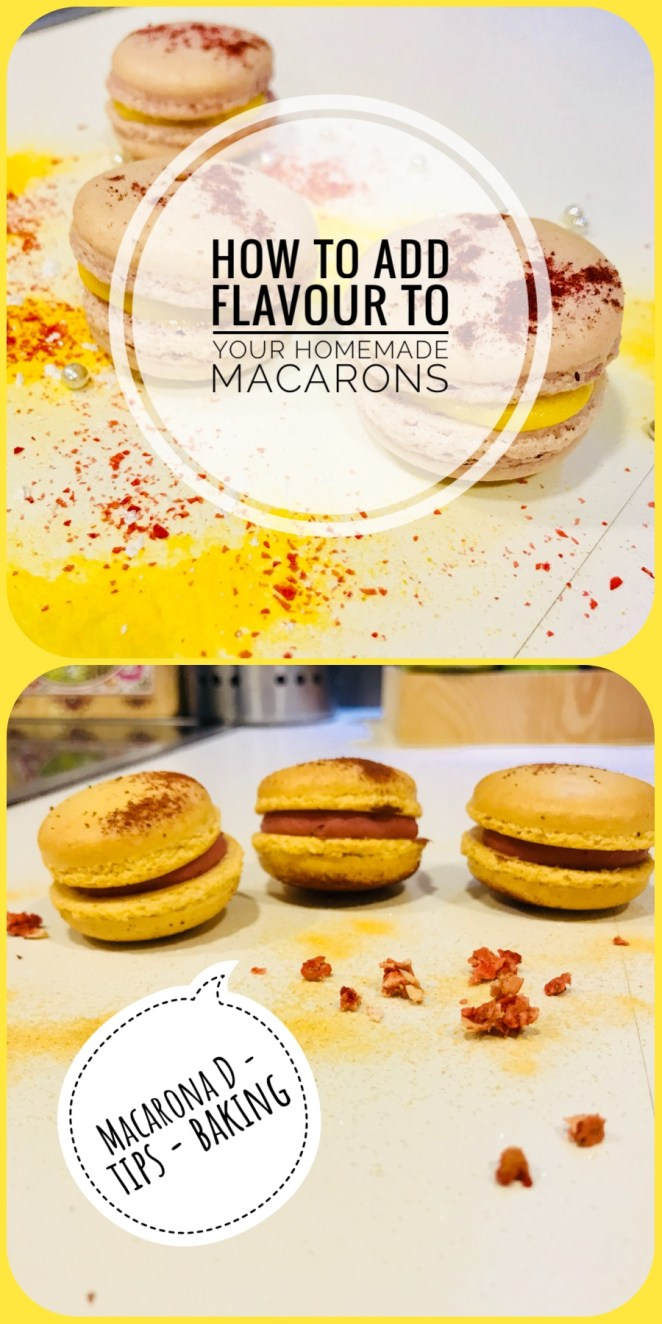 flavour in macarons ultimate guide