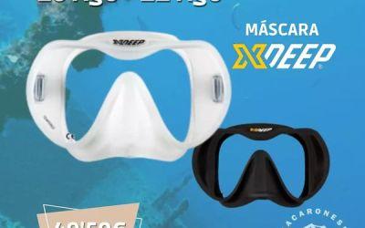 Máscara XDeep