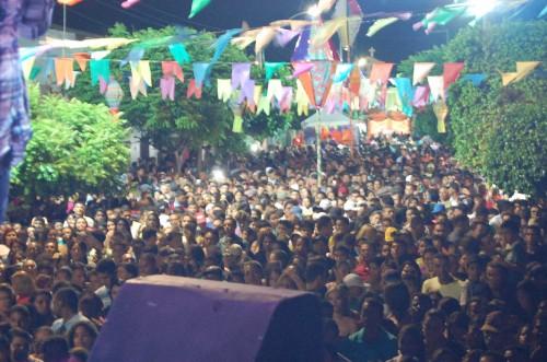 Grande público prestigiou as festividades