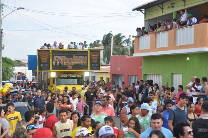 Festa se iniciou em Diogo Lopes