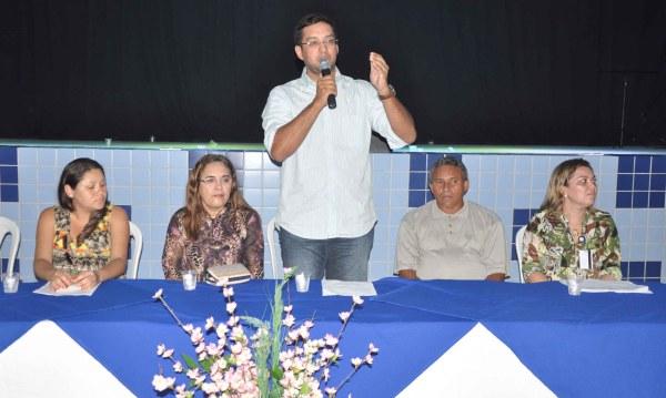 Secretário Rodrigo Aladim, destaca ações da administração municipal em prol da educação e da qualificação profissional