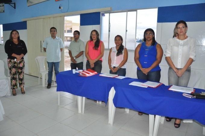 Equipe da Secretaria de turismo