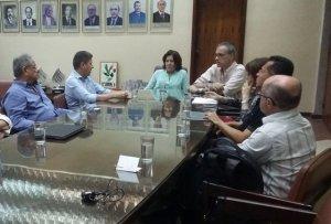 Tulio Lemos tem nova reunião na UFRN para tratar de auditoria que deve começar pela Fundação de Cultura