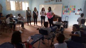 Com apoio da prefeitura, PSE continua em ação nas escolas de Macau