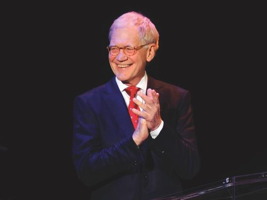 Screen People Last Show David Letterman On Retirement