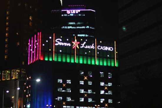 seven luck casino in seoul