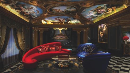 """""""Diamond Series Furniture – Living Room"""""""