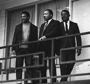 This Day In History 1968 Martin Luther King Shot Dead Macau