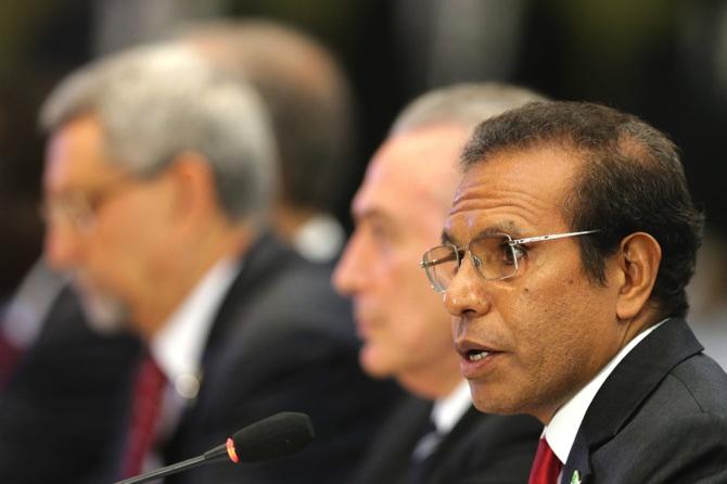 President of East Timor Taur Matan Ruak