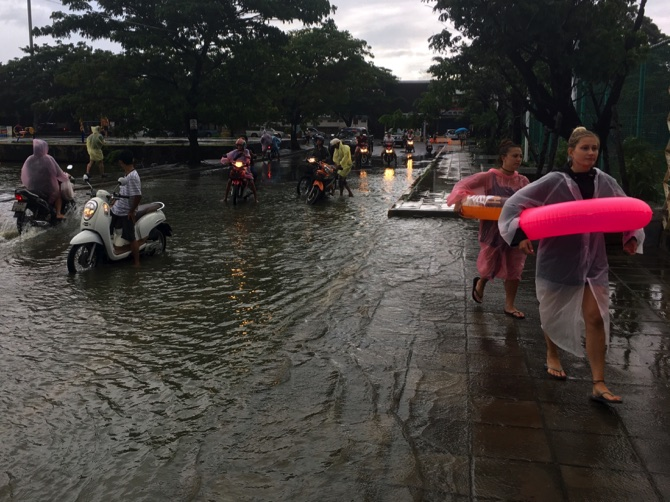 11 killed in Thailand floods