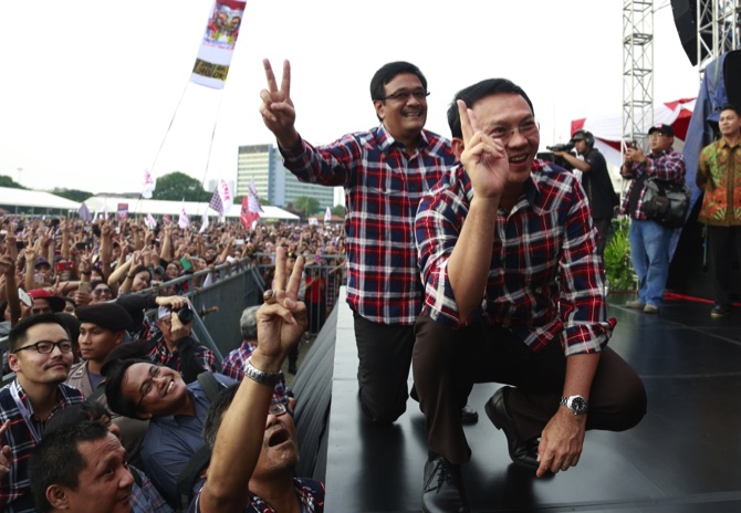 Jakarta decides: millions turn out to elect governor in religiously charged race