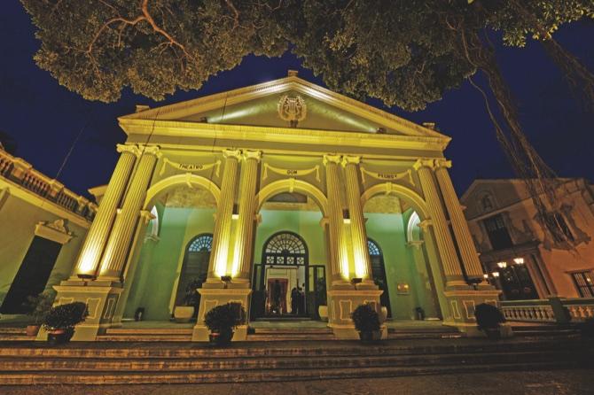 Dom Pedro Theatre