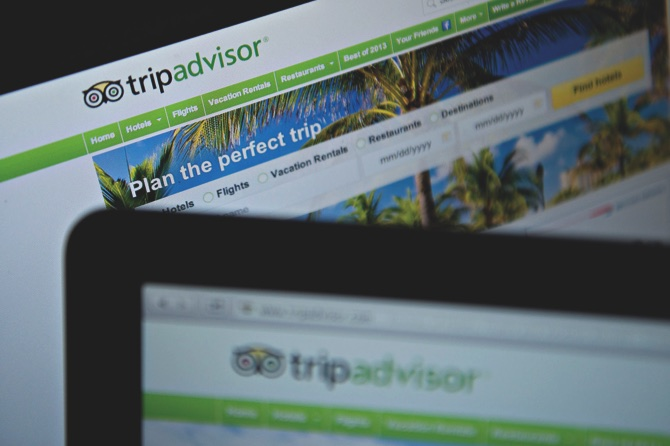 Tripadvisor Inc (TRIP) PT Set at $45.00 by Credit Suisse Group AG