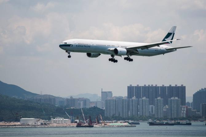 Hong Kong's Cathay lays off 600 as it faces rising pressure