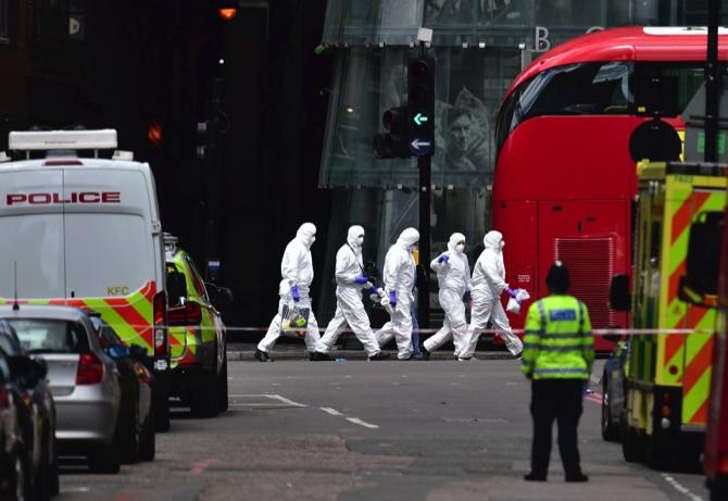 Indonesia Condemns London Terror Attack