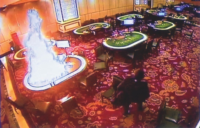 Philippine gaming regulator suspends Resorts World Manila casino operations