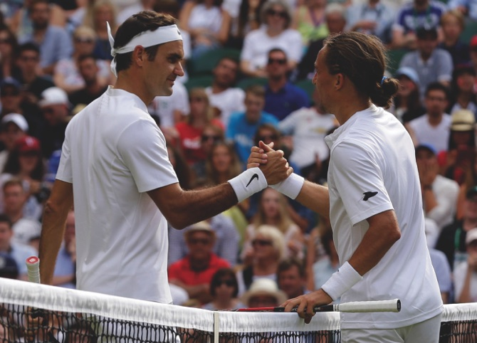 Rejuvenated Federer Back to Conquer Wimbledon Again
