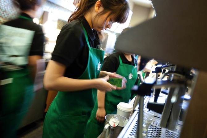 Starbucks Corporation (SBUX) Position Up in Latest Report from Norges Bank