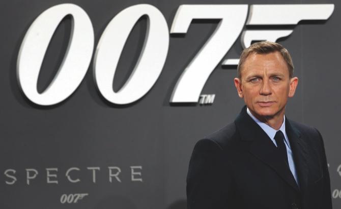 James Bond 25: Daniel Craig Confirms Return to Bond Role