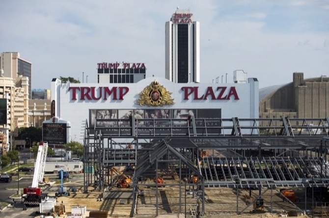 Trump Plaza Demolition to Cost $13.2M