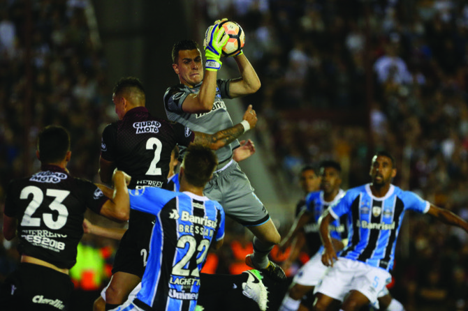 Gremio crowned Copa Libertadores champions for the third time