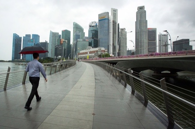 Singapore's economy exceeds forecasts to expand 3.1% in Q4