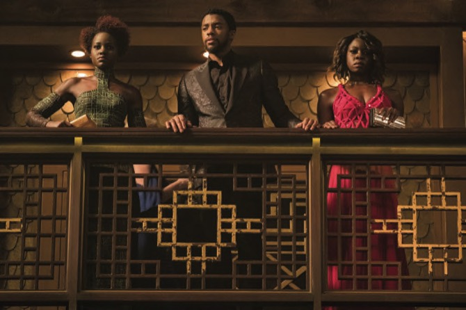 Black Panther's Rotten Tomatoes score is a ideal  100