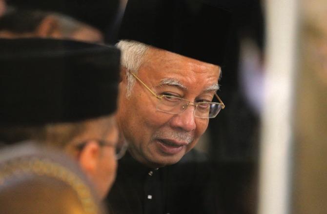 Najib American Lawyer