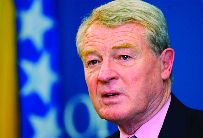 Former Liberal Democrat leader Paddy Ashdown passes away