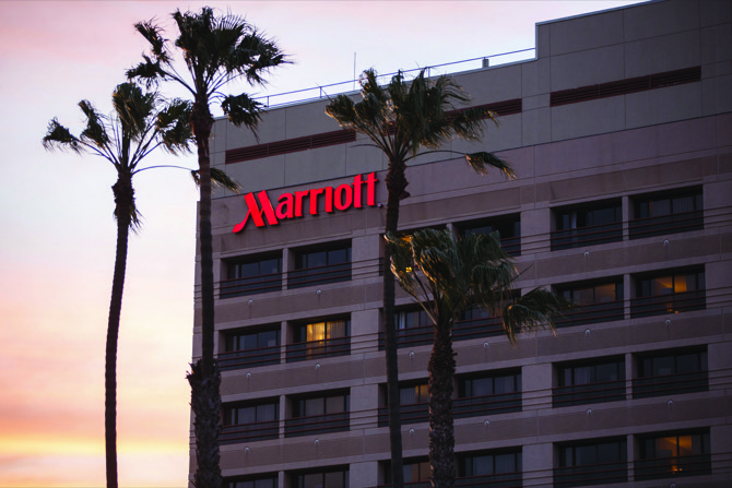 Marriott sends notice to Canadians of data breach