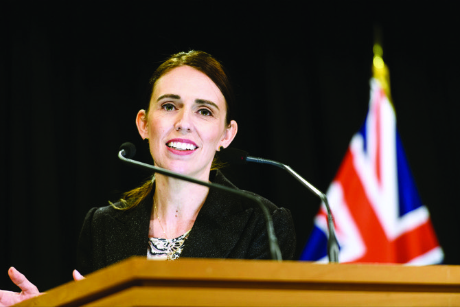Jacinda Ardern says New Zealanders don't blame Australia for the horrific attack