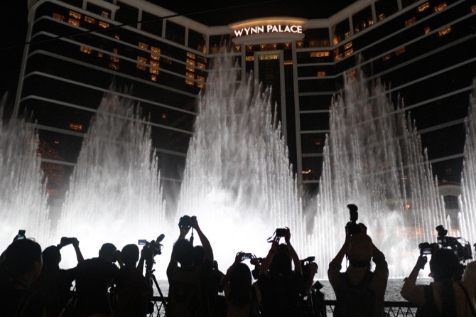 James Packers' Crown casino in takeover talks with Las Vegas' Wynn Resorts